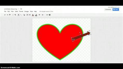 googel draw how to use drawing