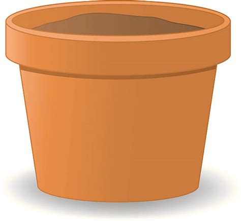 clipart illustrations flower pot clip vector images illustrations istock