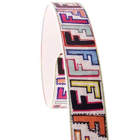 juelz santana wearing multi color fendi logo belt adidas
