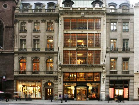 nyc store henri bendel store new york city