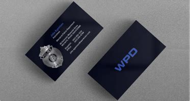 army officer business card template 12 business card templates free designs
