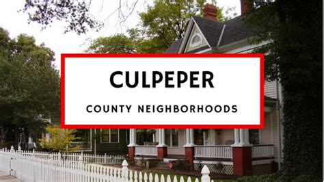 houses for rent in culpeper va culpeper county neighborhoods subdivisions homes for sale by culpeper va community