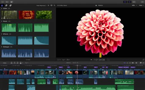 final cut pro editing 10 best video editing software for 2017