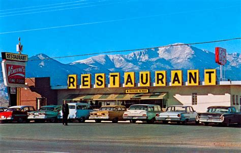 vincent s restaurant in colorado springs colorado 1959 plymouth belvedere - Colorado Springs Restaurant Gift Card