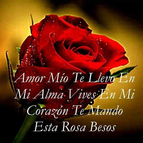 imagen de amor de una rosa con corazones rosados imagen de una rosa con mensaje de amor s 243 lo imagenes