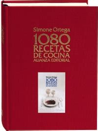 1080 recetas de cocina 8420691852 1080 recetas de cocina alianza editorial
