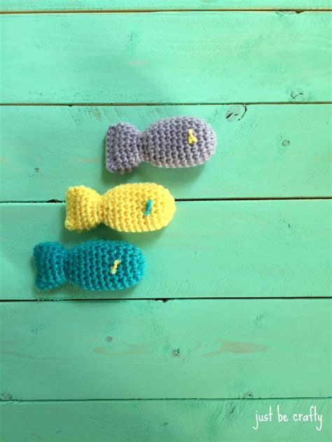 pattern making fish crochet fish cat toy pattern with catnip just be crafty