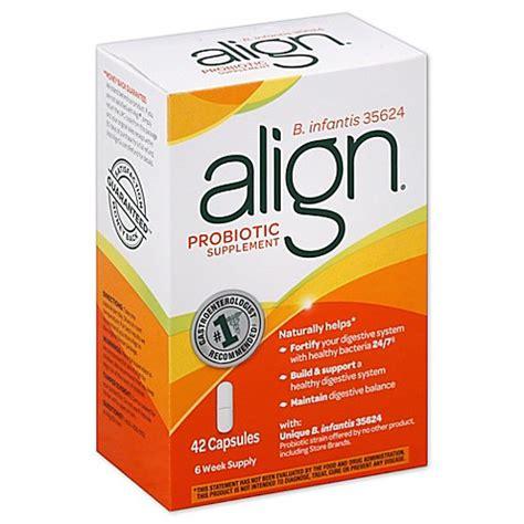 9 Probiotic Picks From A Detox Expert by Buy Align 42 Count B Infantis 35624 Probiotic Supplement