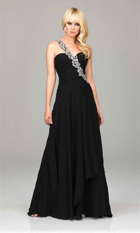 stunning   black prom dresses ohh