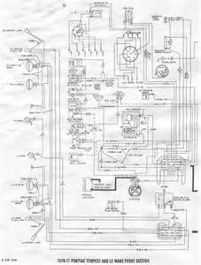 1970 pontiac le mans wiring schematic get free image about wiring diagram