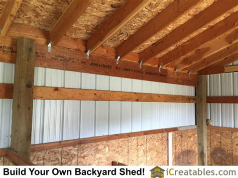 barn and run in shed photos icreatables
