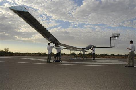 drone plane with airbus zephyr the eternal high altitude surveillance sun