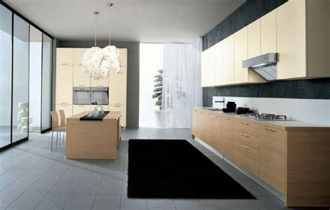 cuisine modele nature bois clair contemporain id 233 es