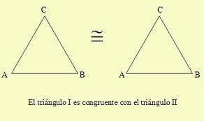 figuras geometricas congruentes congruencia y semejanza de triangulos congruencia de