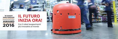 pulisci pavimenti automatico robot lavasciugapavimenti industriale robot