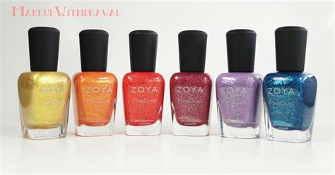 Pixy Eyeshadow Summer zoya 2013 summer pixie dust collection makeup withdrawal