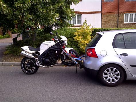 porte moto minimaliste