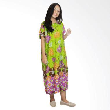 Produk Baru Daster Kemeja Kancing Daster Kancing Daster 1 jual batik alhadi dpt001 57b daster kancing baju tidur