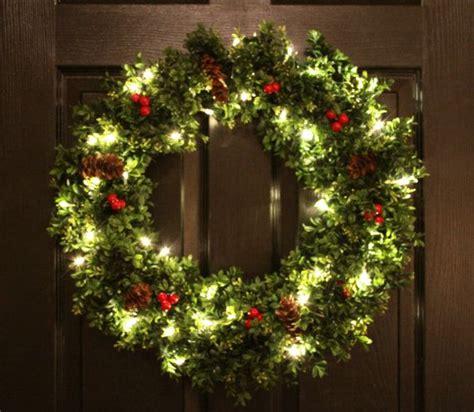best 20 pre lit christmas wreaths ideas on pinterest