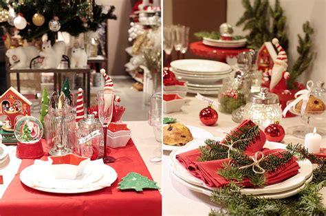 tavola natalizia idee idee per apparecchiare la tavola di natale nordica o