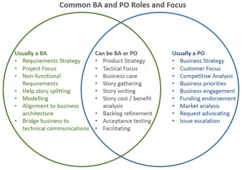 the business analyst and the product owner 101 ways