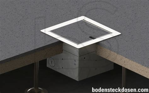 Floor Box Systems by Hollow Space Floor Box Systems