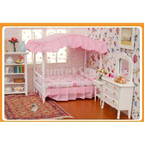 dollhouse bedroom aliexpress com buy free shipping dollhouse bedroom