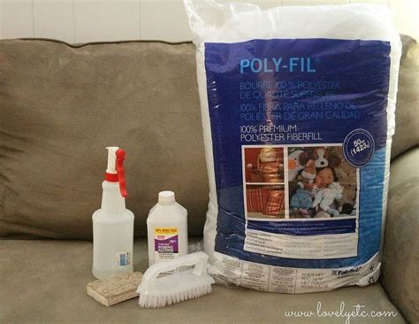 how to clean microsuede couch cushions save a stained saggy sofa rubbing alcohol bottle and