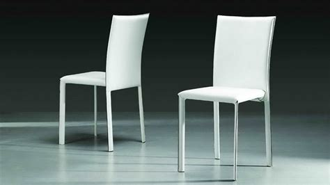 chaises mobilier cuir