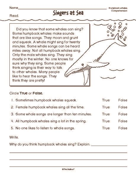Second Grade Worksheets Pdf