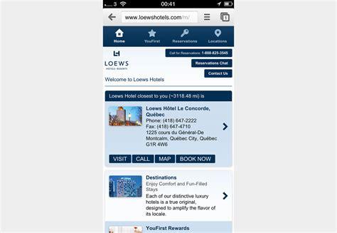 web design menu mobile best practices for navigation on the mobile web