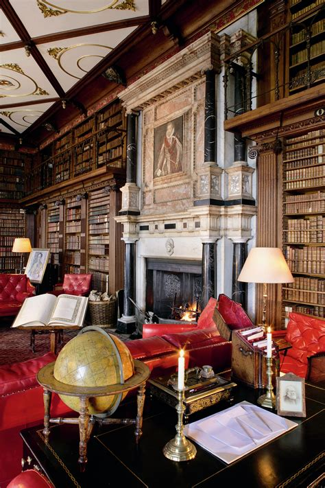 king library study room hatfield house