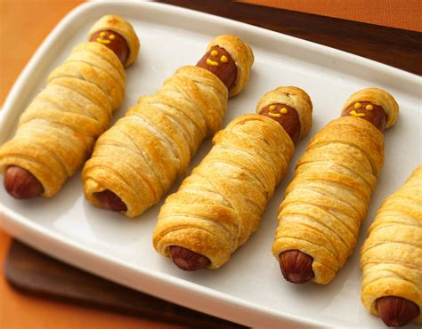 pillsbury crescent dogs recipe crescent mummy dogs dogs are all wrapped up in flickr photo
