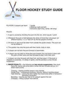 floor hockey lesson plan 1000 images about physical education activities lessons