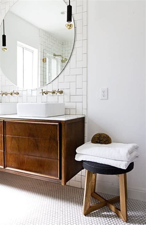 which timber stool should you choose for your bathroom