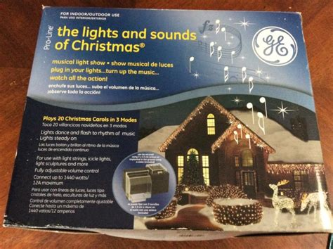 mr christmas lights and sounds shop collectibles online daily