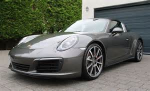 Porsche Images Porsche 991 Targa 4s My17