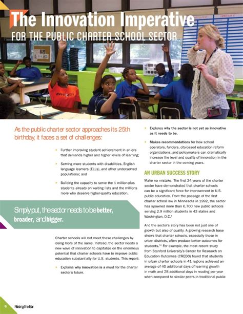 Mba Charter School by Raising The Bar Charter Schools