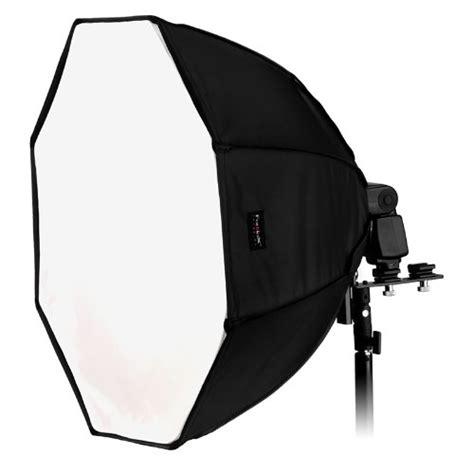 Lu Softbox Studio fotodiox ez pro flash softbox k60 24 quot 60 cm octagon for