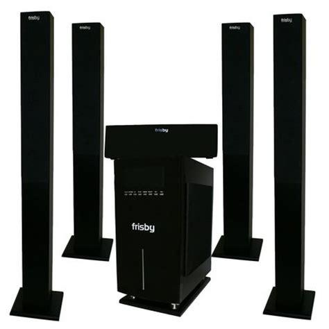 frisby wireless 5 1 surround sound home theater fs