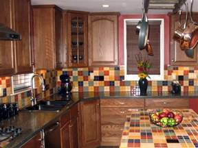 Ceramic Kitchen Backsplash Ceramic Tile Backsplashes Hgtv