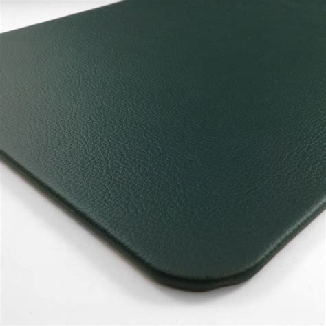 green leather desk pad dark green leather desk blotter desk pads prestige office