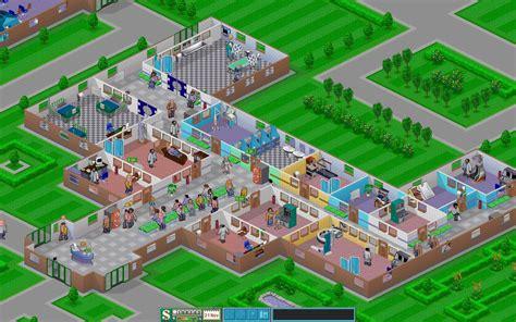 themes hospital opinions on theme hospital