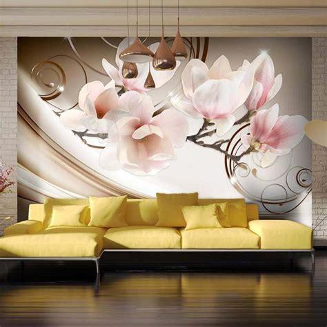 Zen Wall Murals papier peint 3d cr 233 ant un effet abstrait et trompe l il