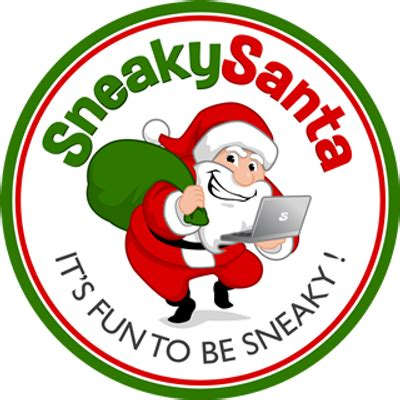 s day secret santa sneaky santa sneakysanta