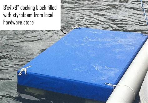 boat dock platform floating boat dock slip walkway platform for canoe kayak