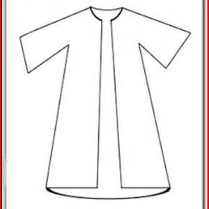 coat template joseph coat of many colors craft template