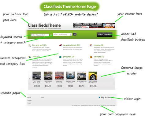 wordpress theme x free download classifieds theme for wordpress version 5 0 free download
