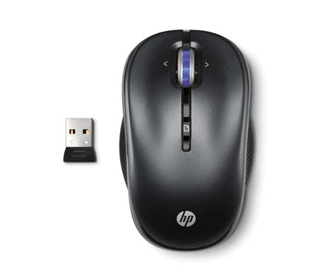 Mouse Wireless Merk Hp