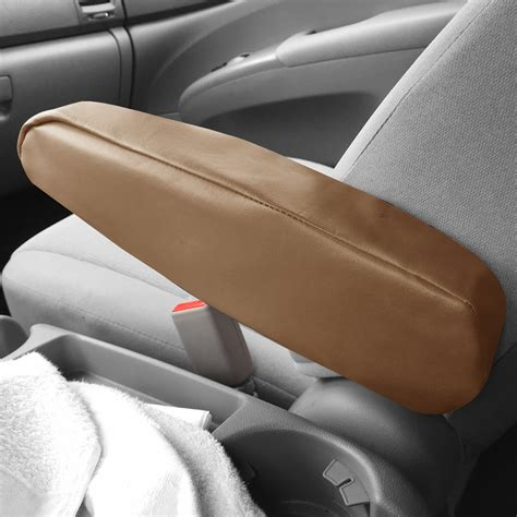 car seat covers with armrest leather armrest cover for auto car suv truck 1 pcs 3
